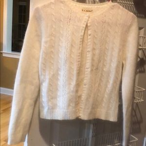 KC Parker soft wool cable cardigan-Girls 14-16